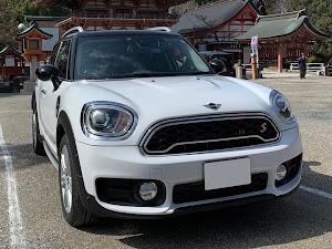 MINI Crossover  SD R60のカスタム事例画像 ぱげさんの2020年03月01日12:52の投稿