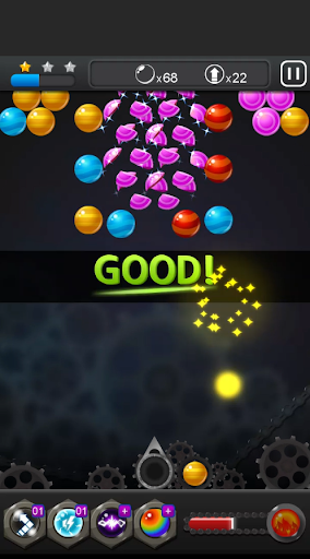 Bubble Shooter Mission  screenshots 16