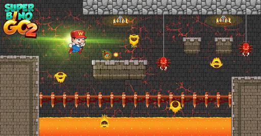 Super Bino Go 2 - New Game 2020 apkdebit screenshots 2