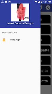 Dupatta Designs - náhled
