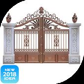Tải thiết kế cổng 2018 miễn phí