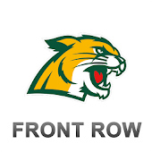 NMU Wildcats Front Row