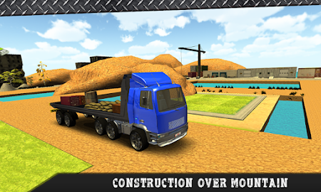 Truck Transporter Driving 3D 1.3 screenshot 70112