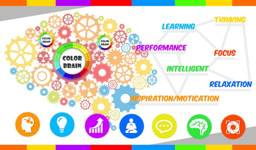 Color Brain: Brain Refresher