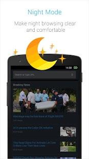 APUS Browser - Fast Download Screenshot 6