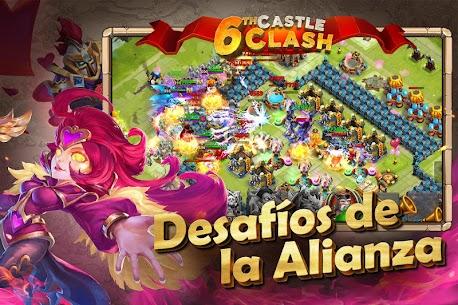 Castle Clash: Epic Empire ES 9