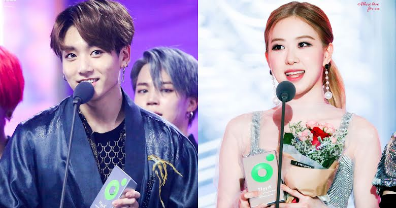 8 Times Idols Put An End To Fanwars At The 2018 Mmas Koreaboo
