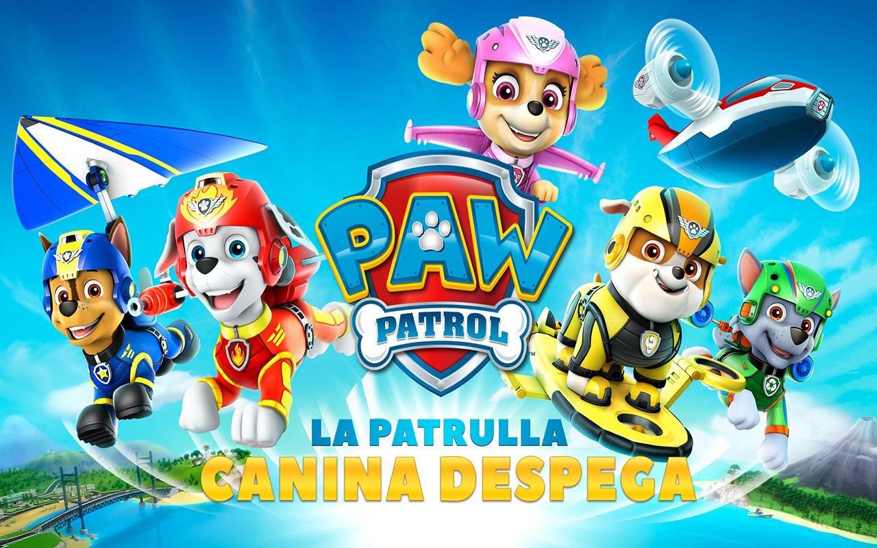 PAW Patrol: Cachorros Despegan - Aplicaciones Android en ...