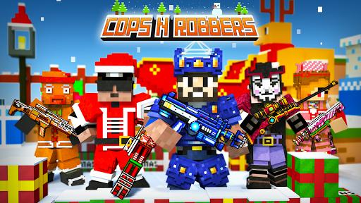 Cops N Robbers - FPS Mini Game 6.0.1 screenshots 1