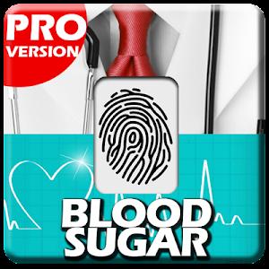 Blood Sugar Test Checker Prank screenshot 1