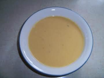 Creamy Crockpot Butternut Squash Soup