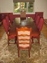 Photo: Pennsylvania House Dining Set
