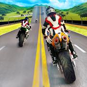 Heavy Bike Racing Highway Rider Moto Race