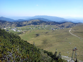 Photo: Velika planina