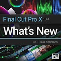 What's New Course For Final Cut Pro X 10.4 icon