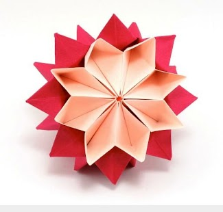 [idea way folded origami] Screenshot 5