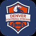Denver Football STREAM+ icon