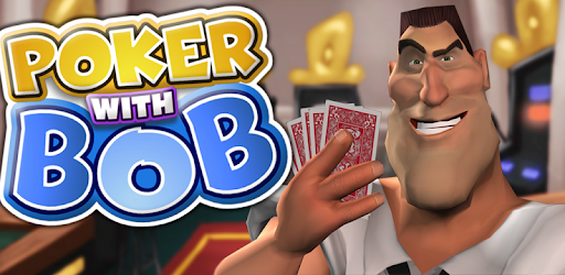 Go up against Bob, a temperamental loudmouth, in a game of 5 card draw poker.