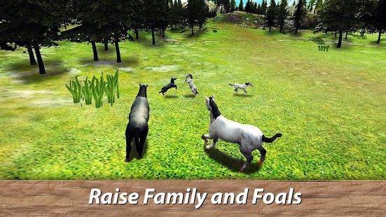 animal simulator wild horse apprecs