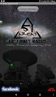51 Areas Internet Radio - náhled