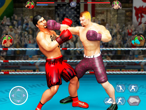 World Tag Team Super Punch Boxing Star Champion 3D 2.1 screenshots 13