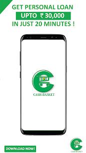 Cash Basket APK Instant Loan App Download for Android 2