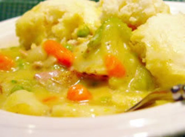 Irish Chicken And Dumplings Recipe