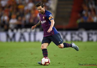 Un Messi renversant fait chuter le FC Séville à lui tout seul ! (VIDEO)