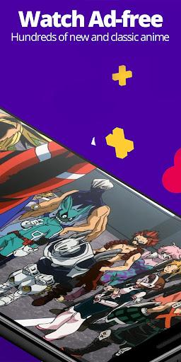 Funimation Screen Shot