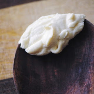 Maple-Coconut Buttercream Frosting (Refined Sugar Free, Gluten Free, Vegan Option).