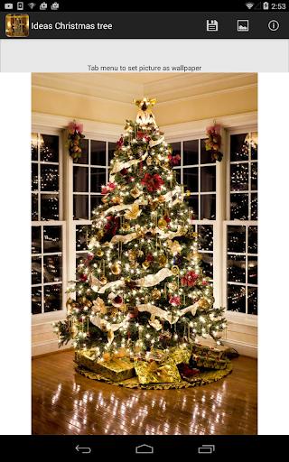 アイデアクリスマスツリー