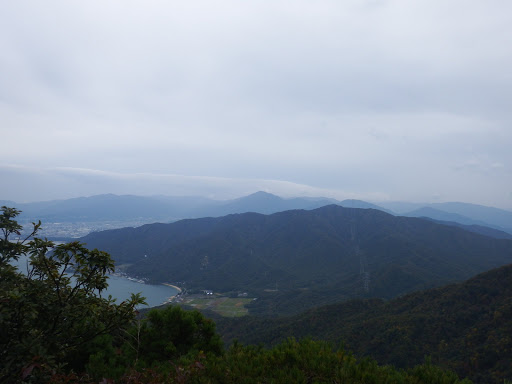 オウム岩からの展望