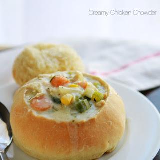 Creamy Chicken Chowder