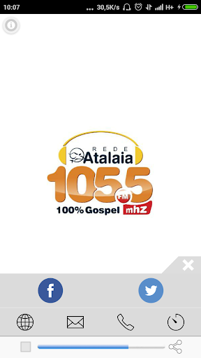 Rede Atalaia FM 105 5