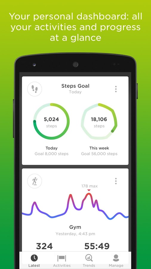 tomtom sports android apps on google play. Black Bedroom Furniture Sets. Home Design Ideas