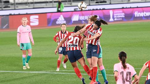 Intensidad máxima en la segunda semifinal de la Supercopa.