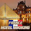 France Hotel Booking icon