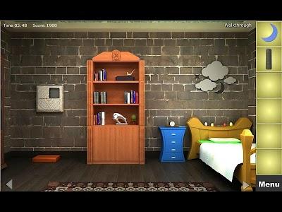 Gloomy House Escape screenshot 4