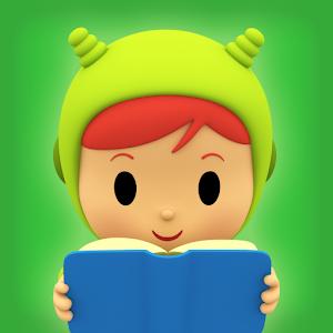 Pocoyo meets Nina - Storybook