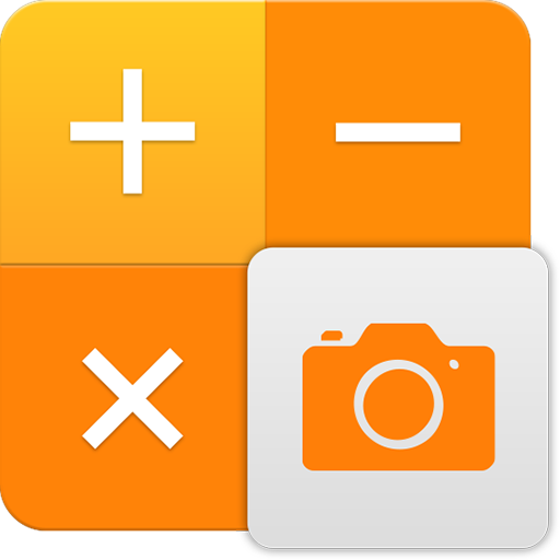 Smart Calculator – Snap to Solve Math Problems Icon