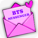 Bts Messenger Chat Prank icon