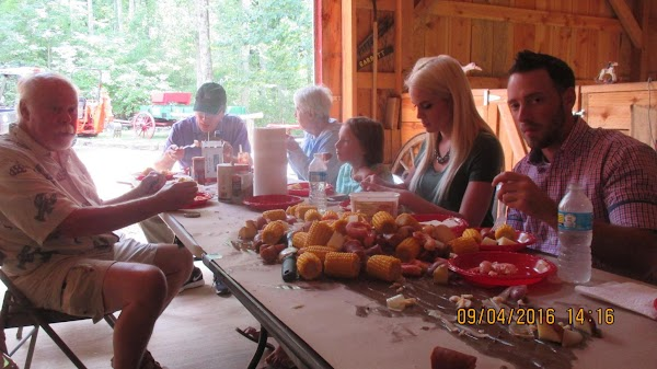 Kimmi's Low Country Boil Recipe
