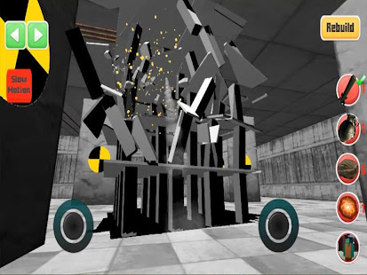 Destroy it all! Physics game of destruction for PC-Windows 7,8,10 and Mac apk screenshot 2