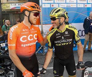 "Ook Matteo Trentin kijkt vol enthousiasme naar de cross: ""Met MVPD die MVDP is, Van Aert die terugkomt uit Spanje..."""