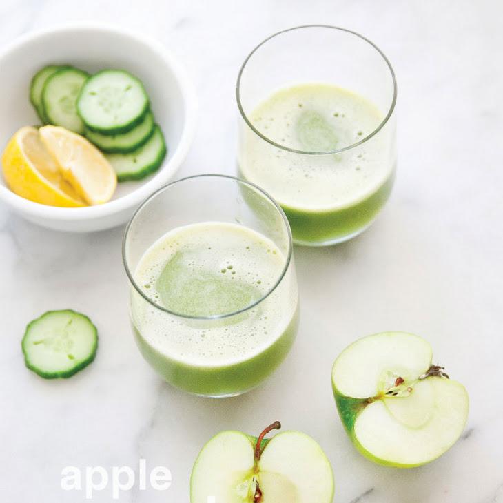 Apple, Cucumber & Lemon Juice