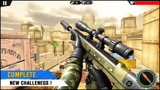 Desert Sniper Shooting 2k19 cheat screenshots 2