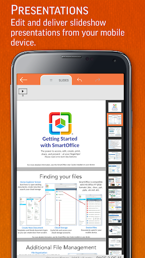 SmartOffice - View & Edit MS Office files & PDFs screenshot 4