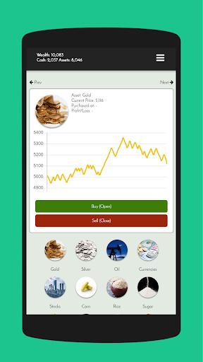 Fake Investor Trading Simulator android2mod screenshots 1
