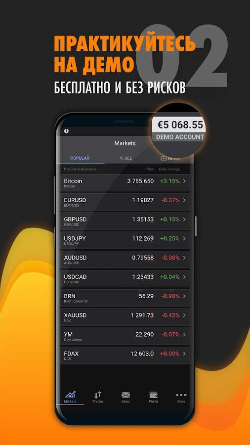 Forex Club Belarus- screenshot