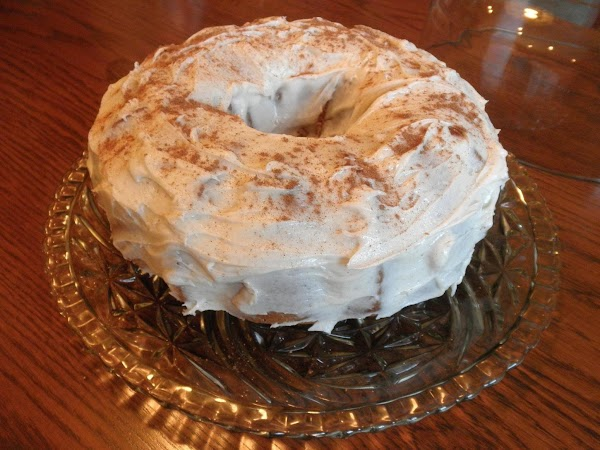 Autumn Carrot Spice Cake (a Bundt Cake) Recipe